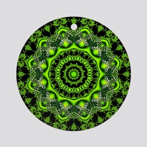 Forest Dome Ornament (Round)
