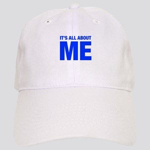 ITS-ME-HEL-BLUE Baseball Cap