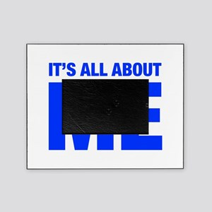 ITS-ME-HEL-BLUE Picture Frame