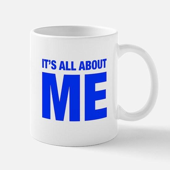 ITS-ME-HEL-BLUE Mugs