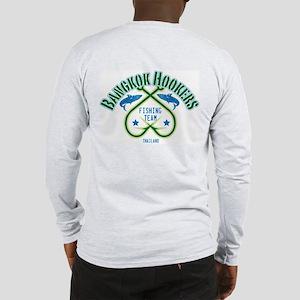 Bangkok Hookers Fish Team L Sleeve T-Shirt