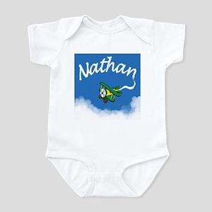 Aviator Nathan Infant Bodysuit