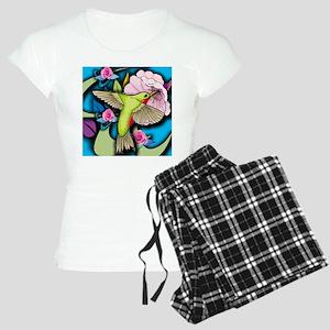 Janelle's Hummingbird Pajamas