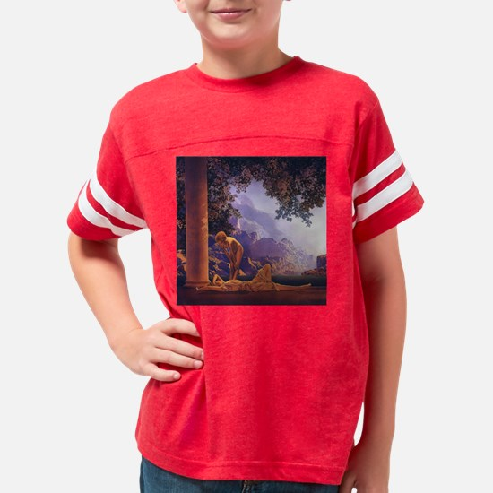 Maxfield Parrish Daybreak Youth Football Shirt