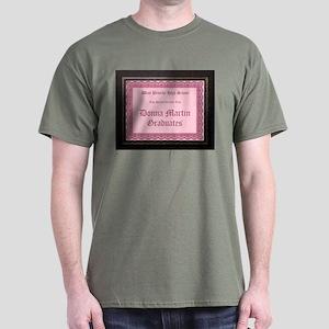 Donna Martin Graduates Dark T-Shirt