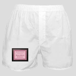 Donna Martin Graduates Boxer Shorts