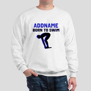 SWIMMER CHAMP Sweatshirt