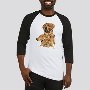 golden retriever Baseball Jersey
