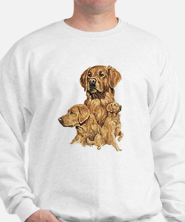golden retriever Sweater