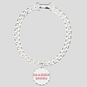 BRANSON-BOUND-MAX-DARK-RED Bracelet