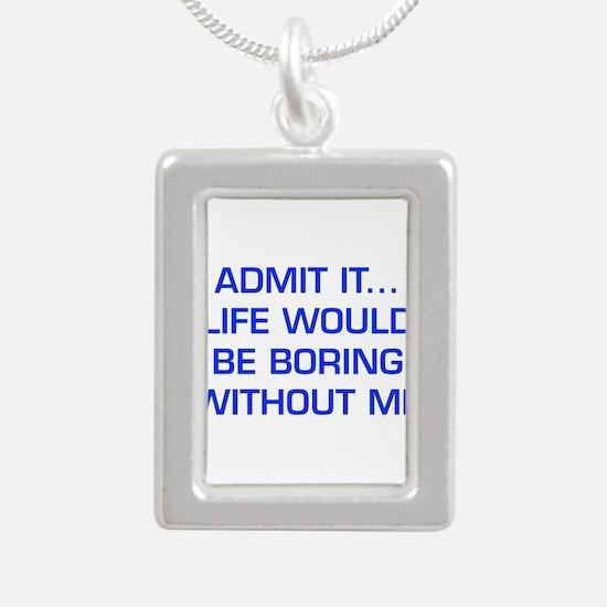 admit-it-EURO-BLUE Necklaces