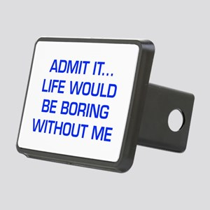 admit-it-EURO-BLUE Hitch Cover
