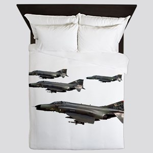 F-4 Phantom II Queen Duvet