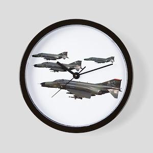 F-4 Phantom II Wall Clock