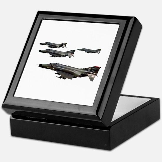 F-4 Phantom II Keepsake Box