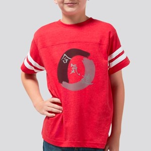 aikidosphere3 Youth Football Shirt