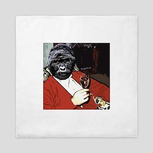 gorilla Good life Queen Duvet