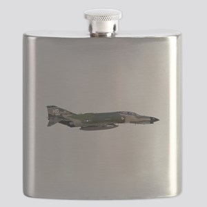F-4 Phantom II Aircraft Flask