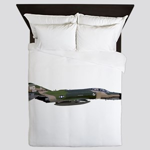 F-4 Phantom II Aircraft Queen Duvet