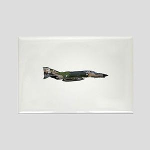 F-4 Phantom II Aircraft Rectangle Magnet