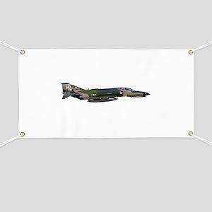 F-4 Phantom II Aircraft Banner