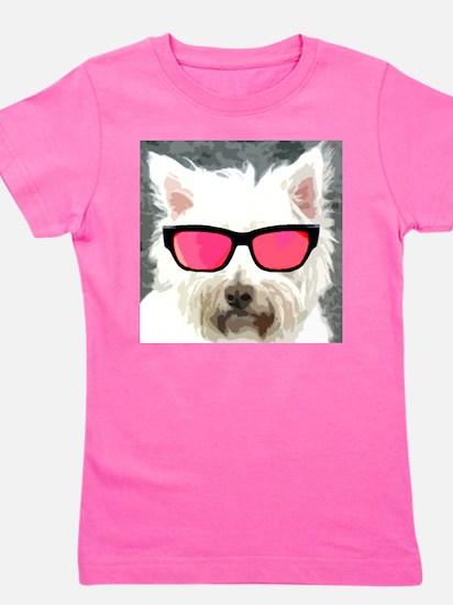 Roger The Dog Girl's Tee