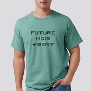 FUTURE NCIS AGENT Mens Comfort Colors Shirt