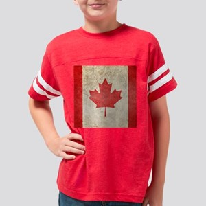 Flags Youth Football Shirt