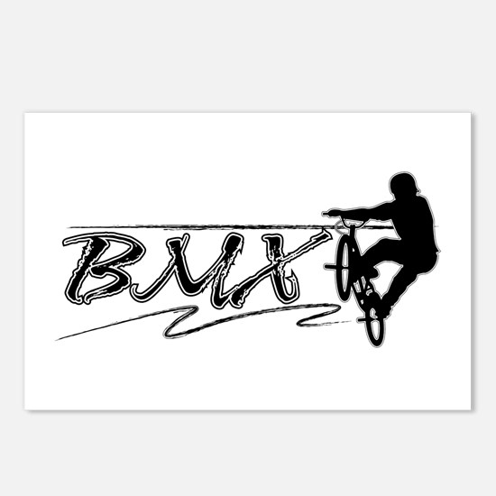 BMX! Postcards (Package of 8)