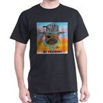 Sherriff bulldog Dark T-Shirt