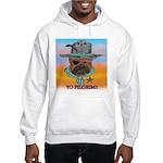 Sherriff bulldog Hooded Sweatshirt