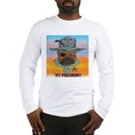 Sherriff bulldog Long Sleeve T-Shirt