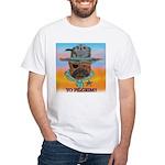Sherriff bulldog White T-Shirt