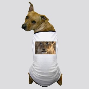 Sparta Lion Cub Dog T-Shirt