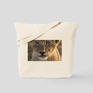 Sparta Lion Cub Tote Bag
