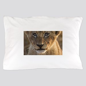 Sparta Lion Cub Pillow Case