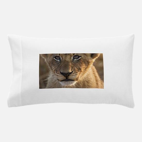 Sparta Lion Cub Pillow Case