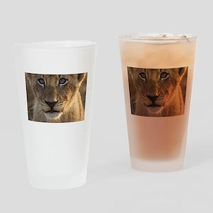 Sparta Lion Cub Drinking Glass