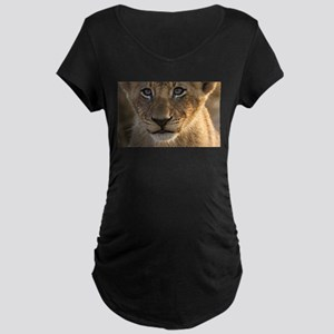 Sparta Lion Cub Maternity T-Shirt