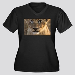 Sparta Lion Cub Plus Size T-Shirt