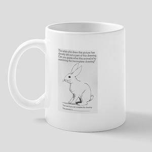 What Animal Is It? Mug