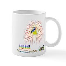 Colombia Tierra querida Mug