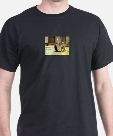 Martial Arts Mice T-Shirt