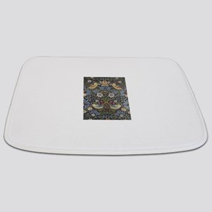 William Morris Strawberry Thief Design 188 Bathmat