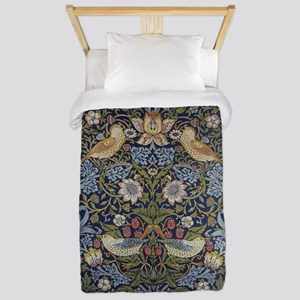 William Morris Strawberry Thief D Twin Duvet Cover