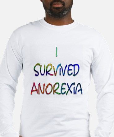 I Survived Long Sleeve T-Shirt