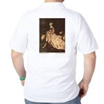 Rackham's Lady and Lion Golf Shirt