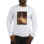 Rackham's Lady and Lion Long Sleeve T-Shirt