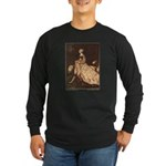 Rackham's Lady and Lion Long Sleeve Dark T-Shirt