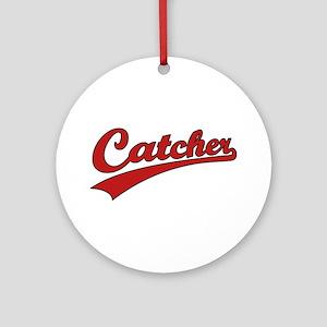 Catcher Ornament (Round)